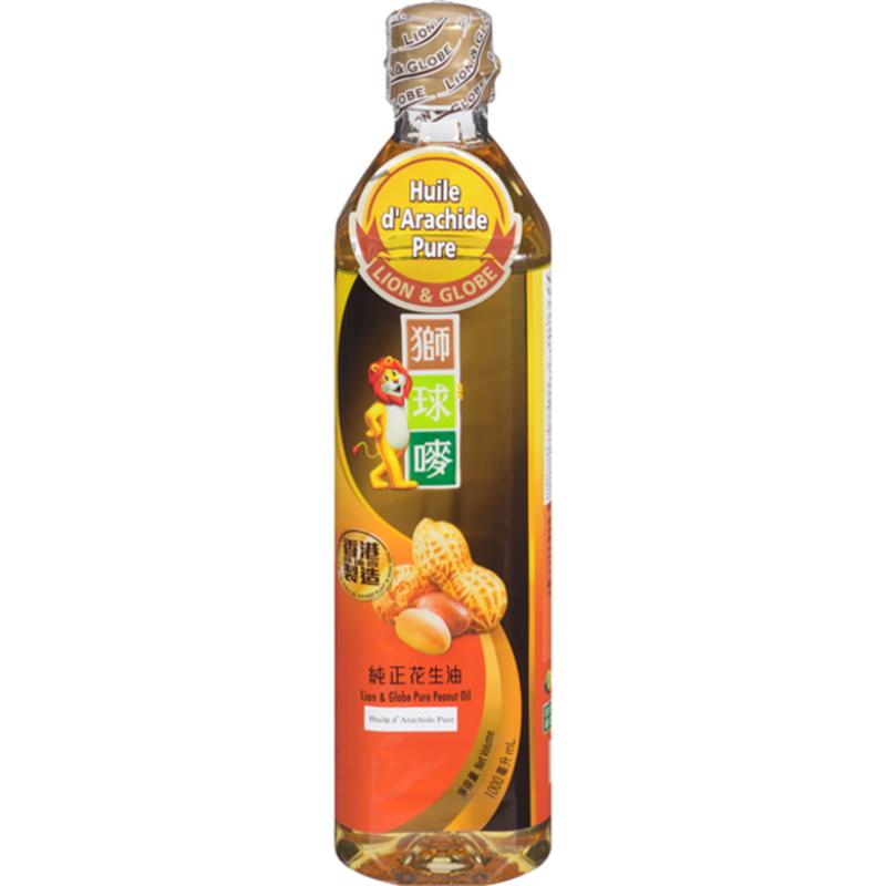 Canda Enterprises Lion Globe Peanut Oil