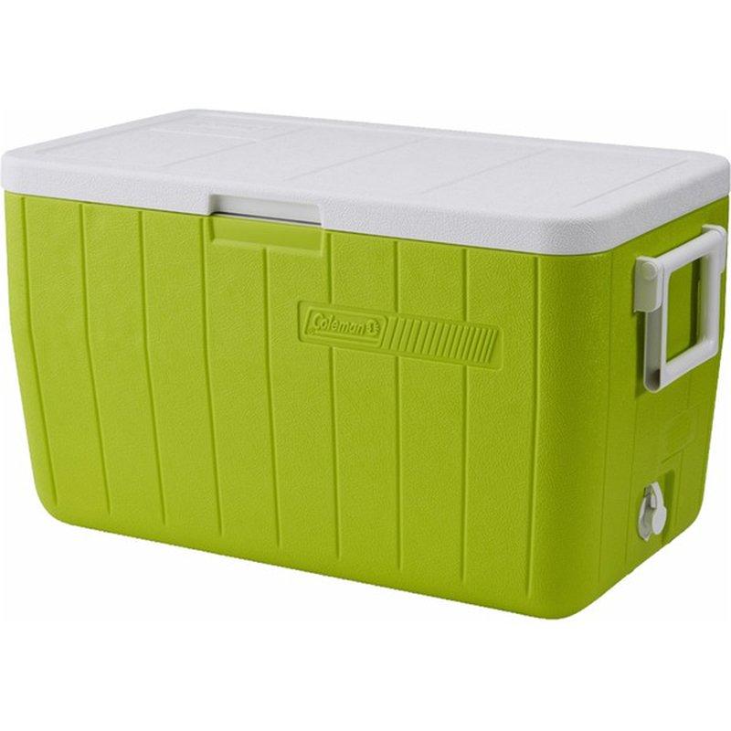 Coleman 48 Quart Green Performance Cooler