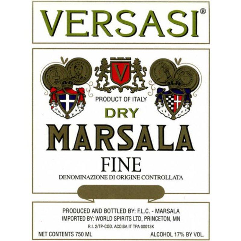 Versasi Dry Fine Marsala Wine