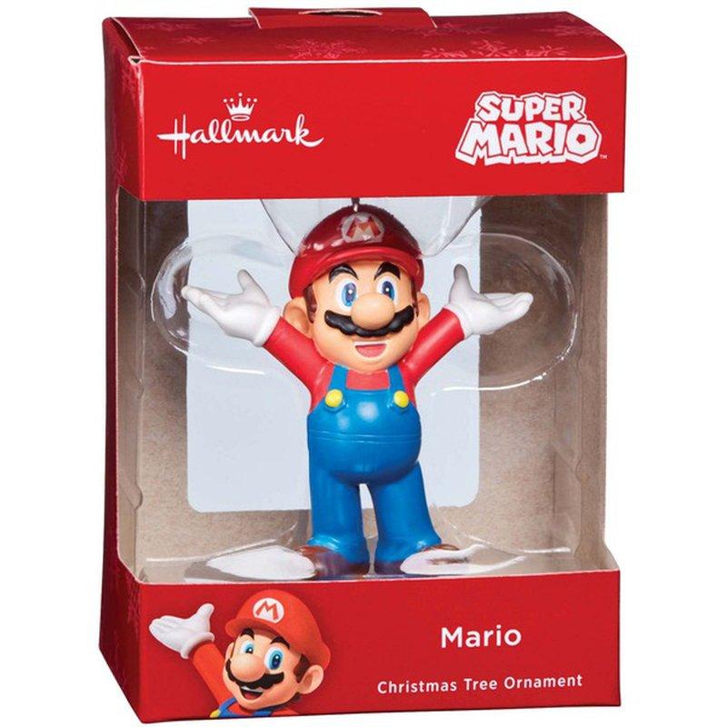 Hallmark Nintendo Super Mario Brothers Ornament