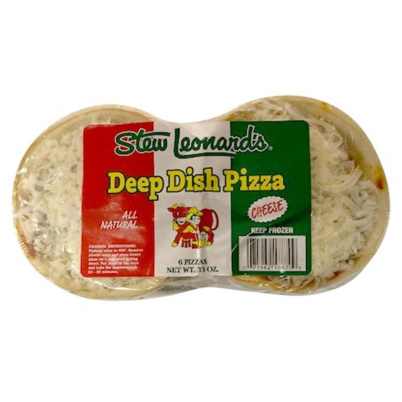 Sl Deep Dish Pizza