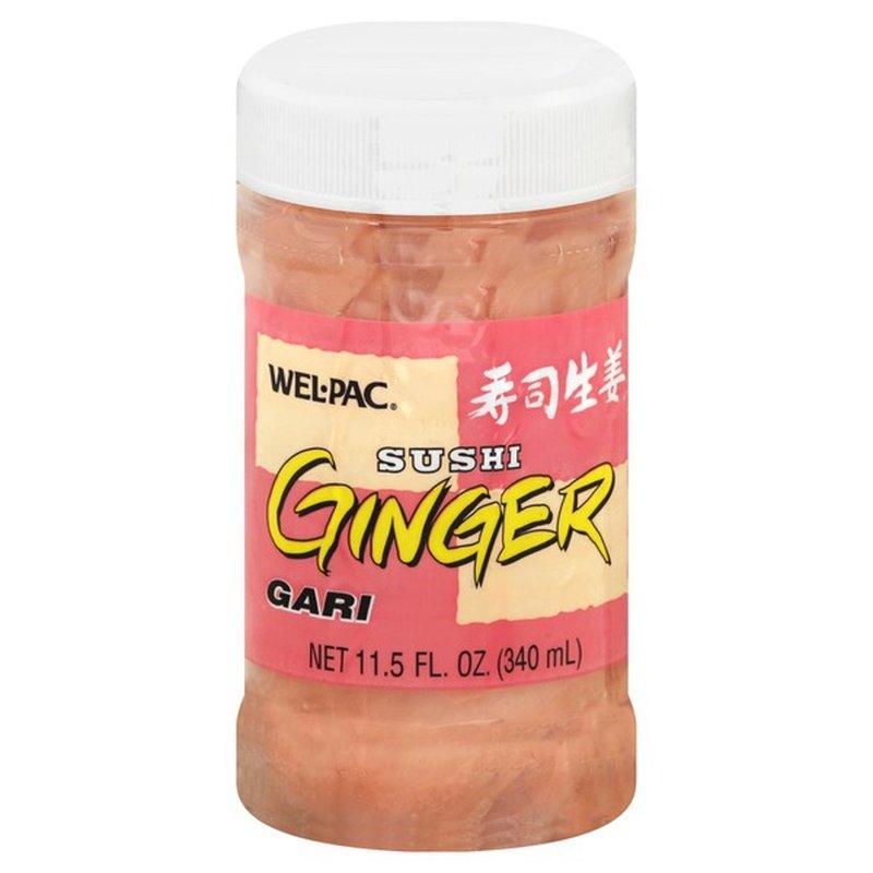 Wel-Pac Sushi Ginger
