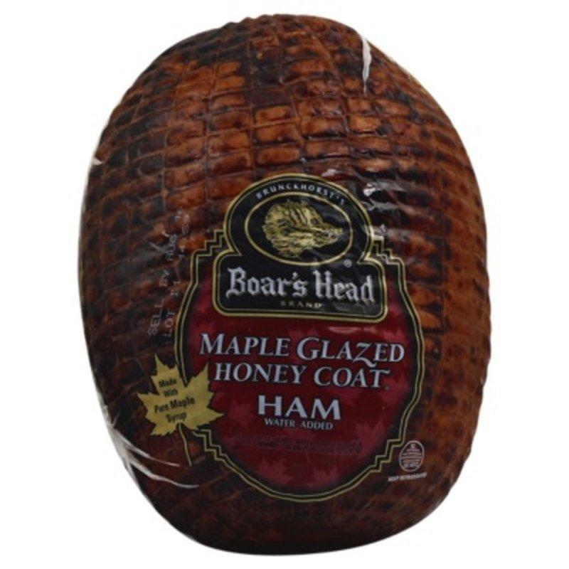 Boar's Head Maple Glazed Honey Coat® Ham