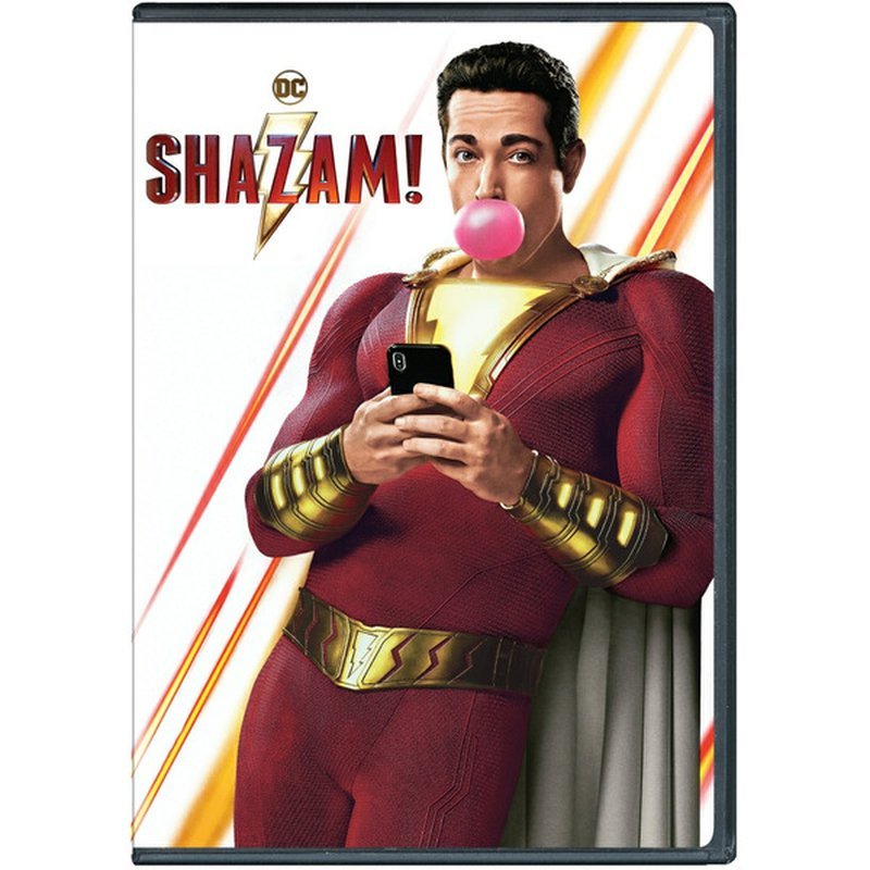 Warner Brothers 2019 Shazam Special Edition DVD