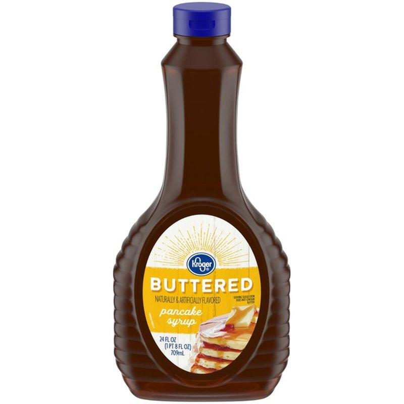 Kroger Butter Pancake Syrup