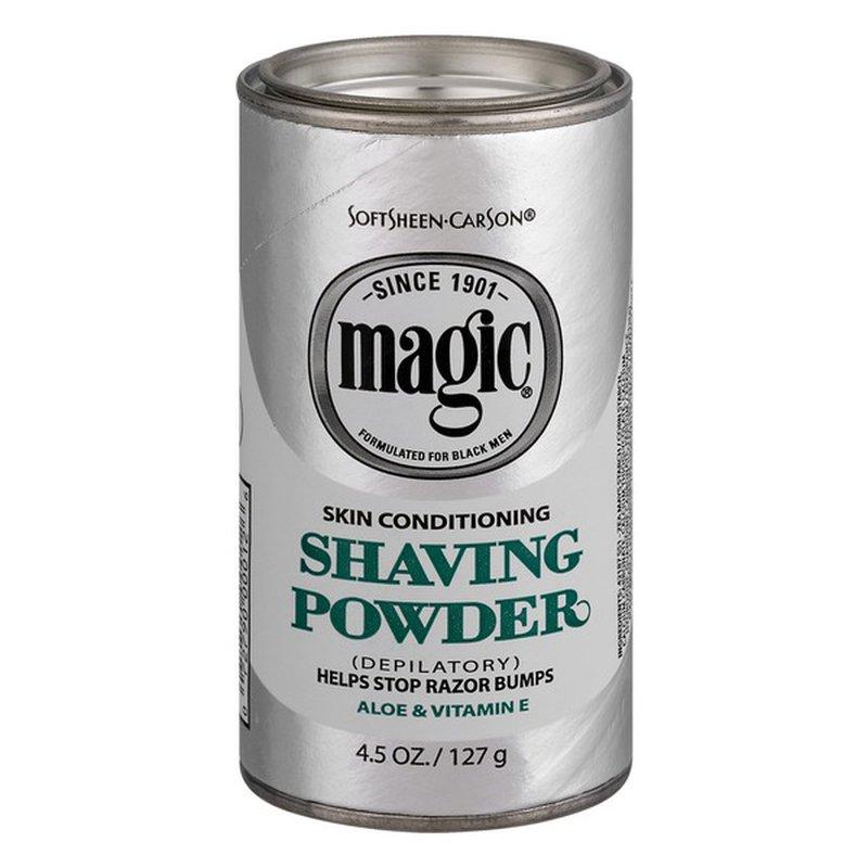 Magic Skin Conditioning Shaving Powder 4 5 Oz Instacart