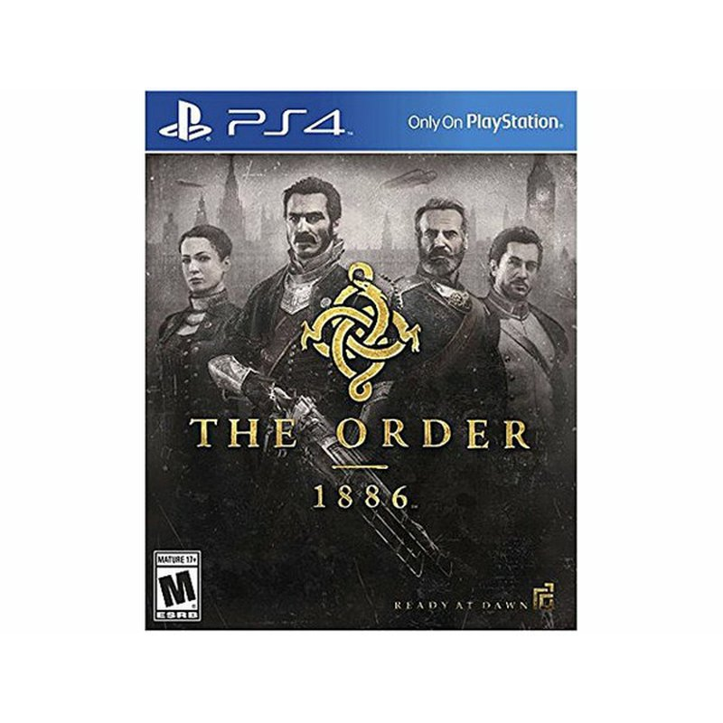 Sony Computer Entertainment Of America The Order 1886 For PlayStation 4