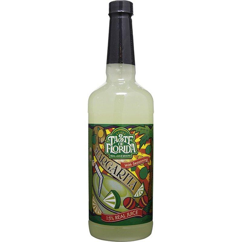 Taste of Florida Margarita Mixer