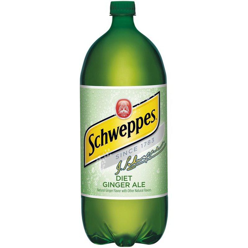 Diet Schweppes Ginger Ale (2 L) from Safeway - Instacart
