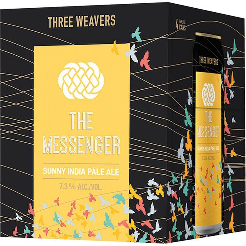 Three Weavers The Messenger IPA