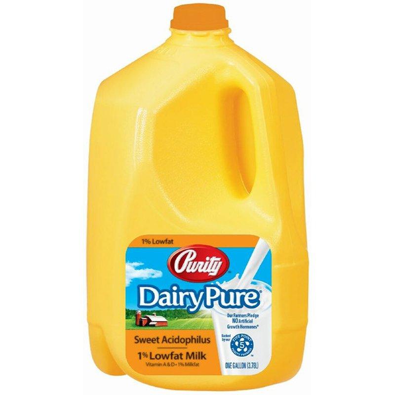 Purity Dairy Pure 1% Lowfat Milk