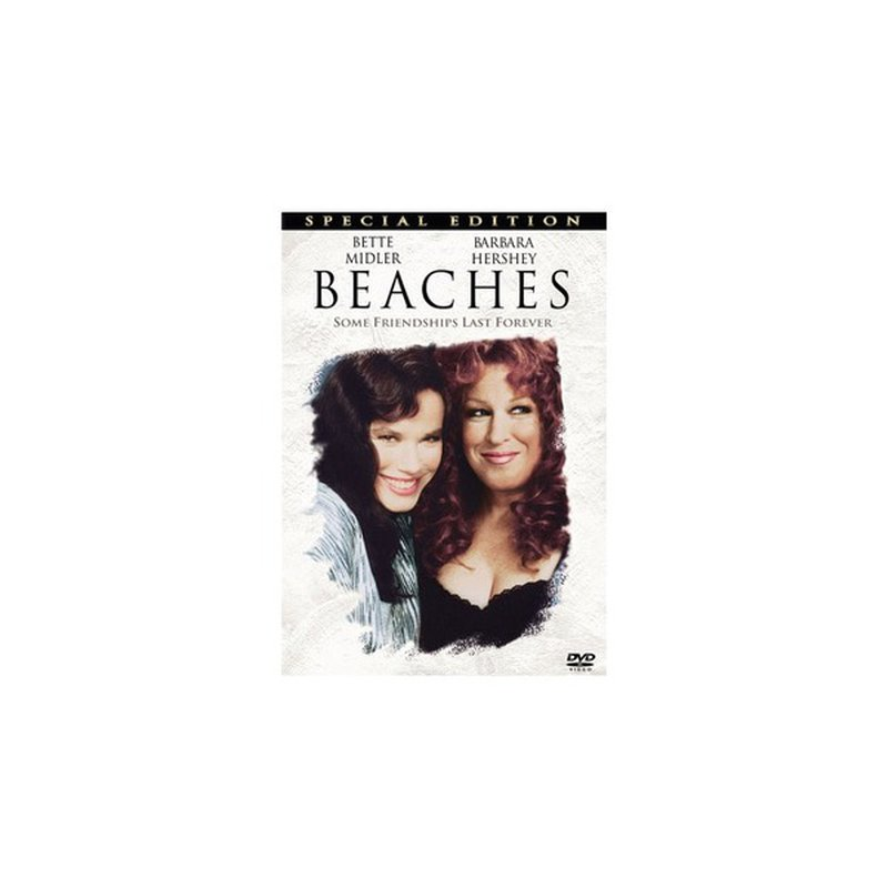 Touchstone Pictures Special Edition Beaches DVD