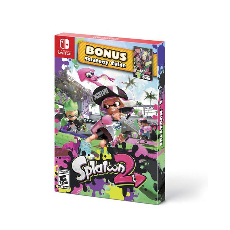 Nintendo Splatoon 2: Starter Pack First Person Shooter Nintendo Switch Game