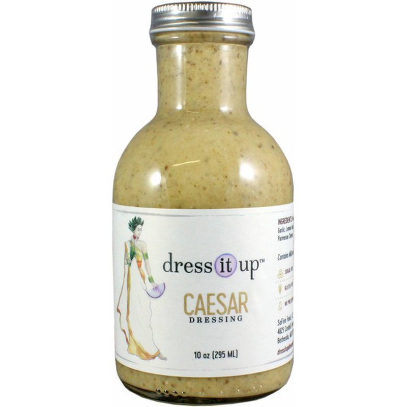 Dress It Up Caesar Dressing