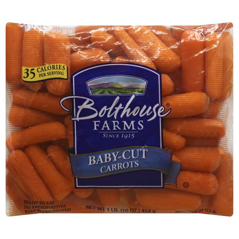 Bolthouse Farms® Baby-Cut Carrots