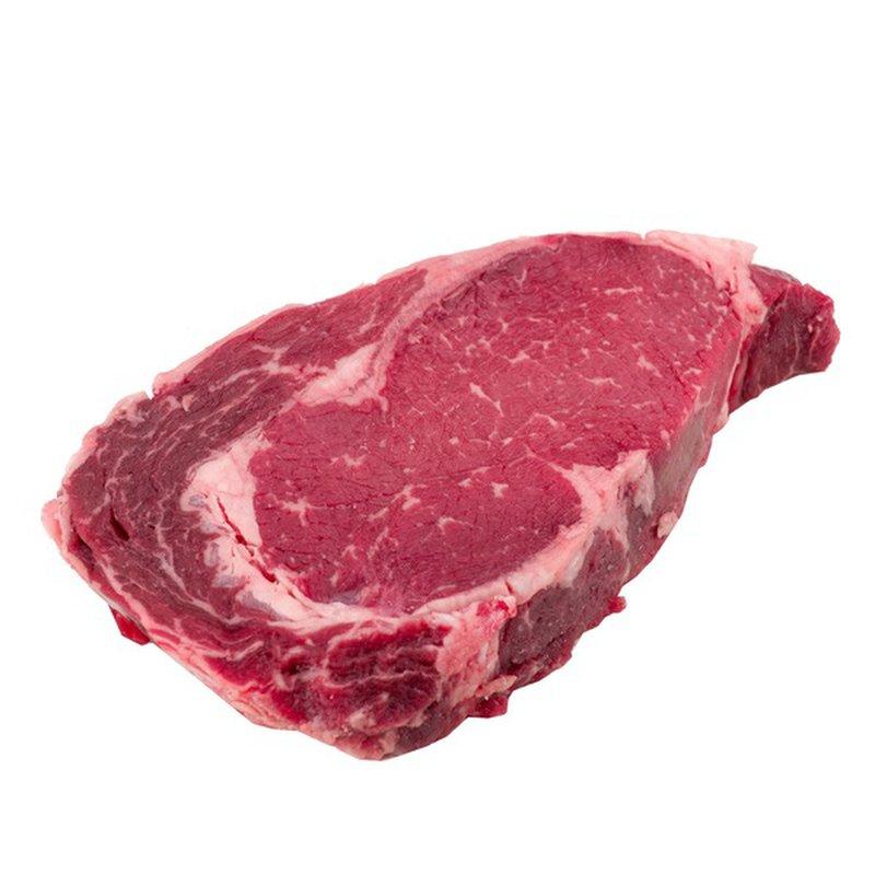 PICS Butcher's Promise Boneless Ribeye Steak