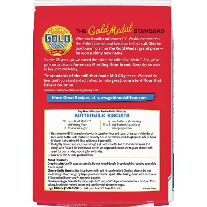 Gold Medal Flour, Self Rising