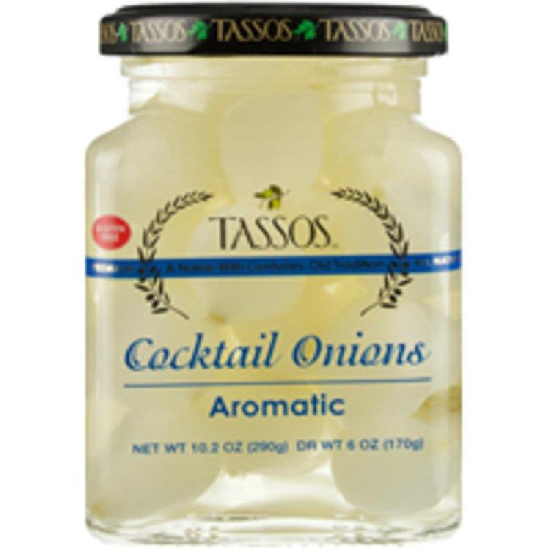 Tassos Aromatic Cocktail Onions