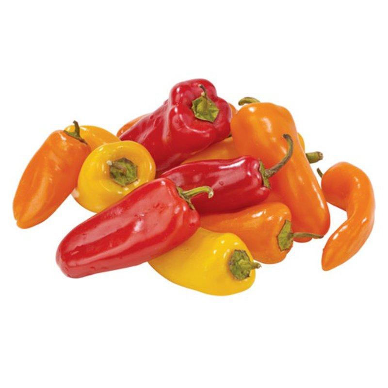 Wegmans Assorted Sweet Mini Peppers