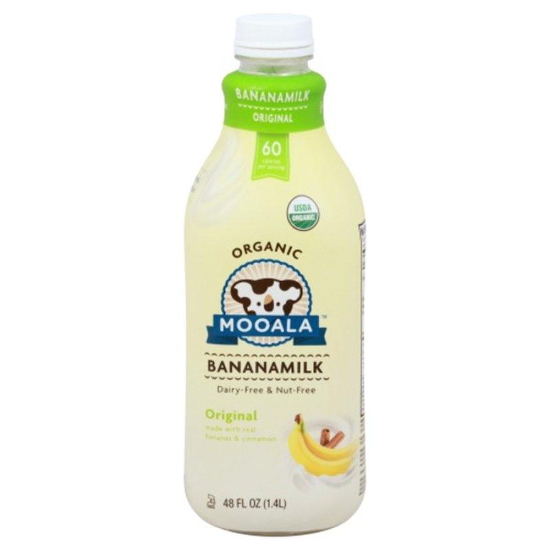 Mooala Organic Bananamilk Original