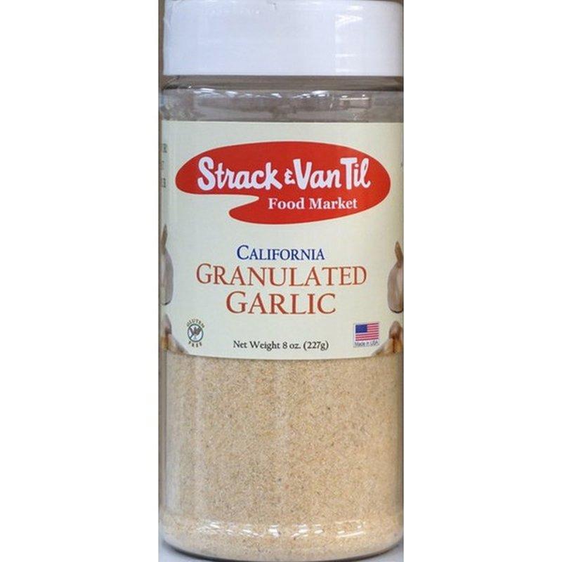 Hegedorns Market California Granulated Garlic