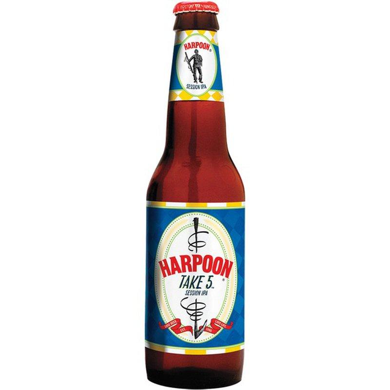 Harpoon Take 5 Session India Pale Ale