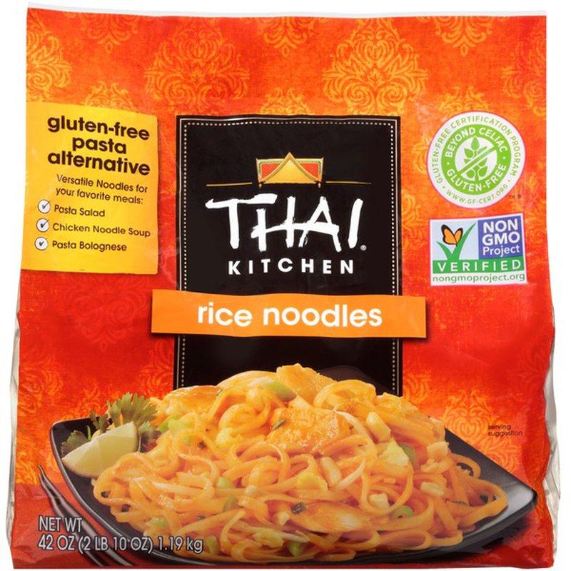 Thai Kitchen Rice Noodles 42 Oz Instacart