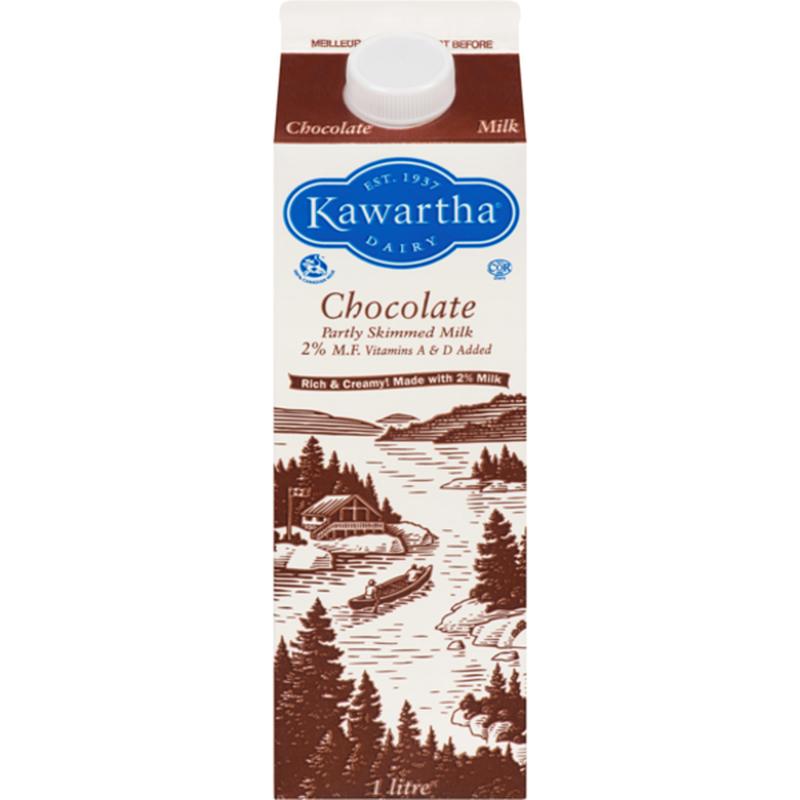 Kawartha Chocolate Milk
