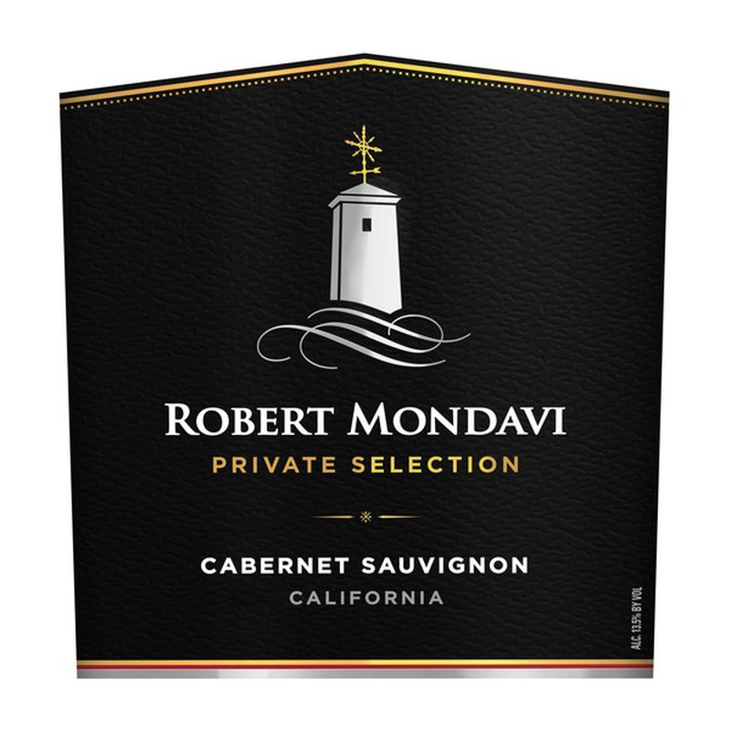 Robert Mondavi Private Selection Cabernet Sauvignon Red Wine