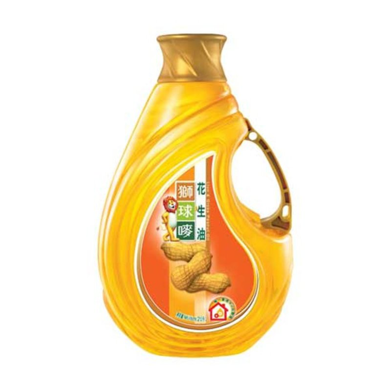 Lion & Globe Lion And Globe Peanut Oil