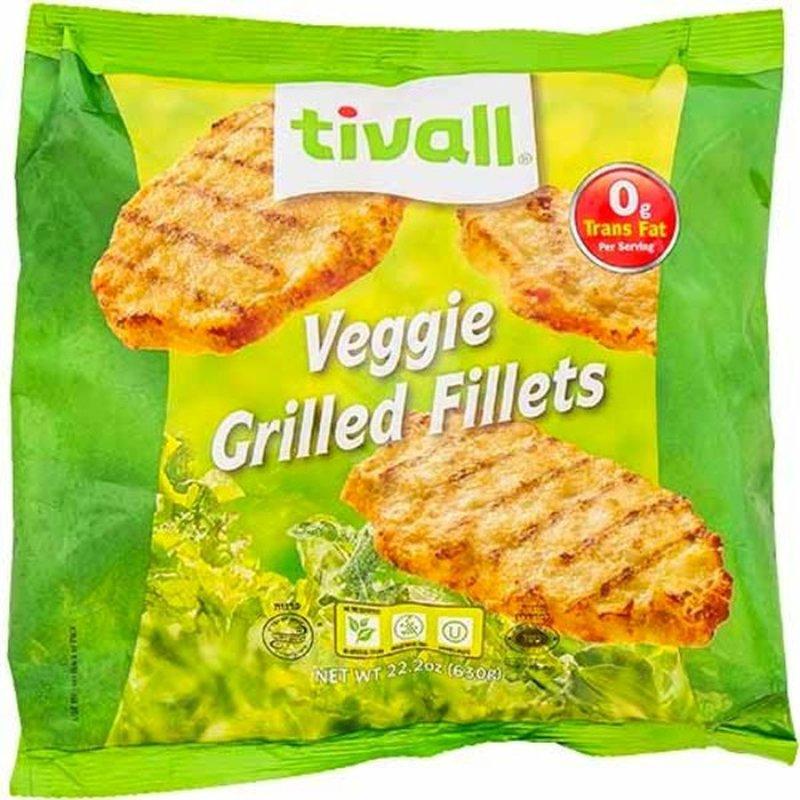 Tival Veggie Burger