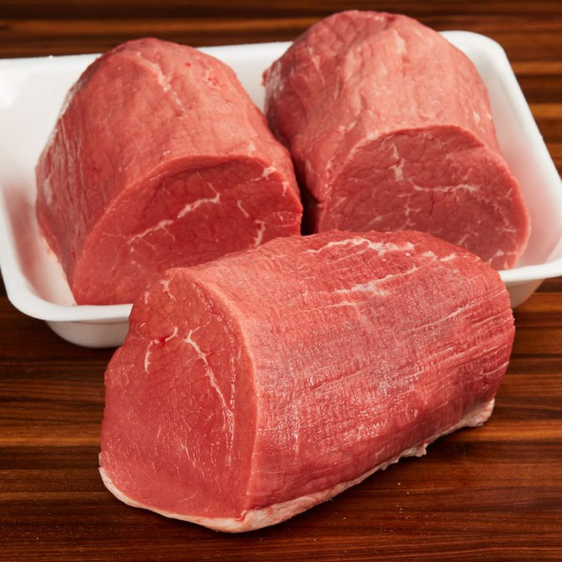 Kirkland Signature USDA Choice Beef Eye Round Roast