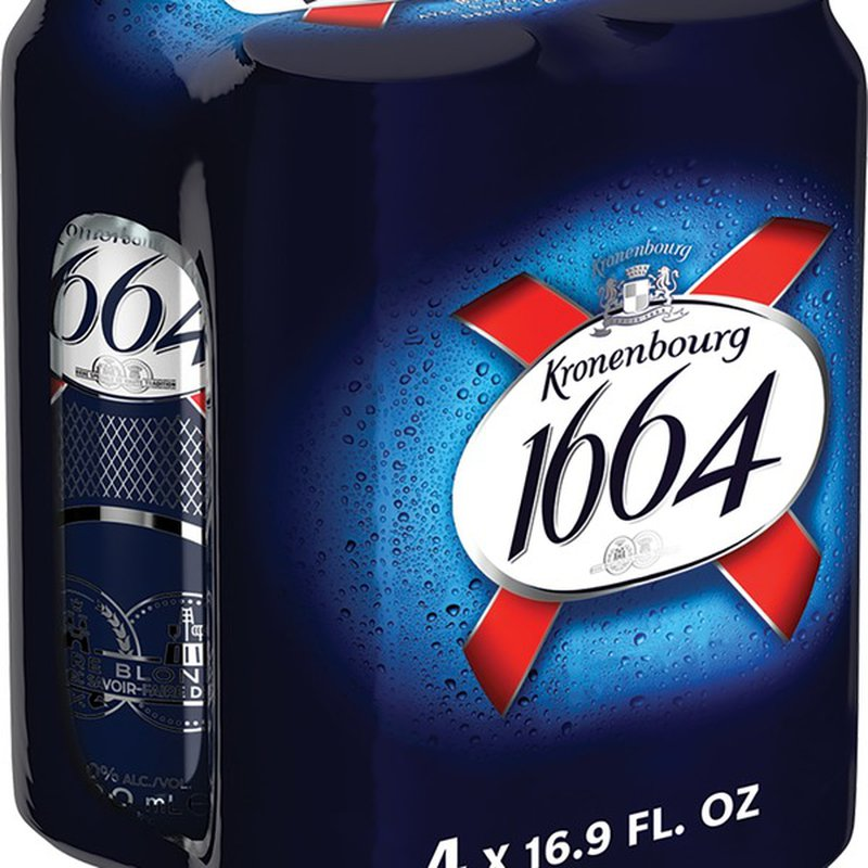 Kronenbourg Brewery 1664 Lager