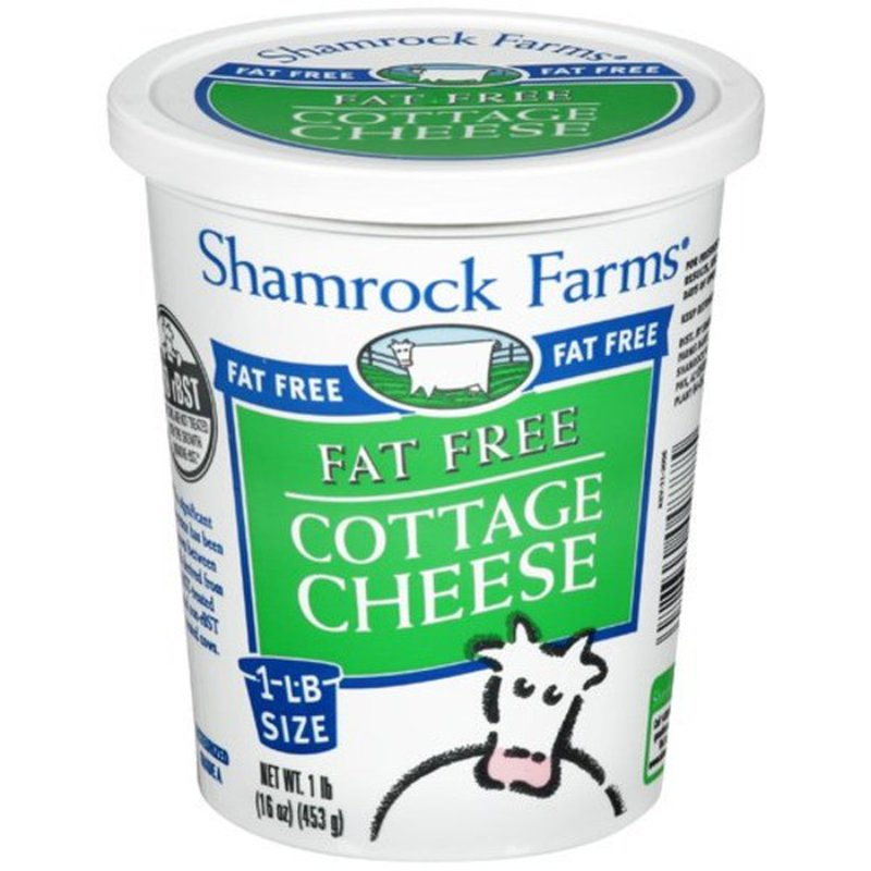 Shamrock Farms Fat Free Cottage Cheese