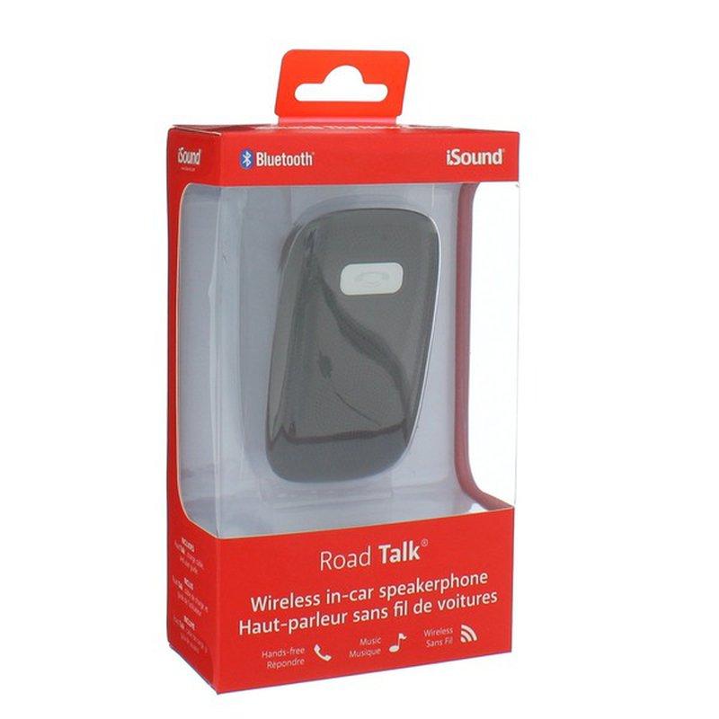 Isound Roadtalk Bluetooth Visor Speaker