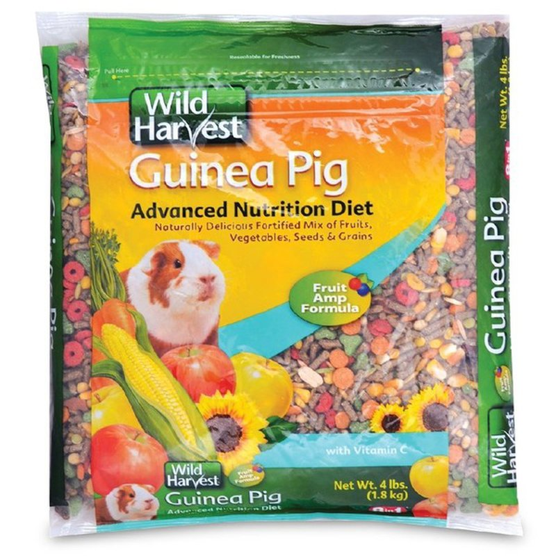 Wild Harvest Guinea Pig Food