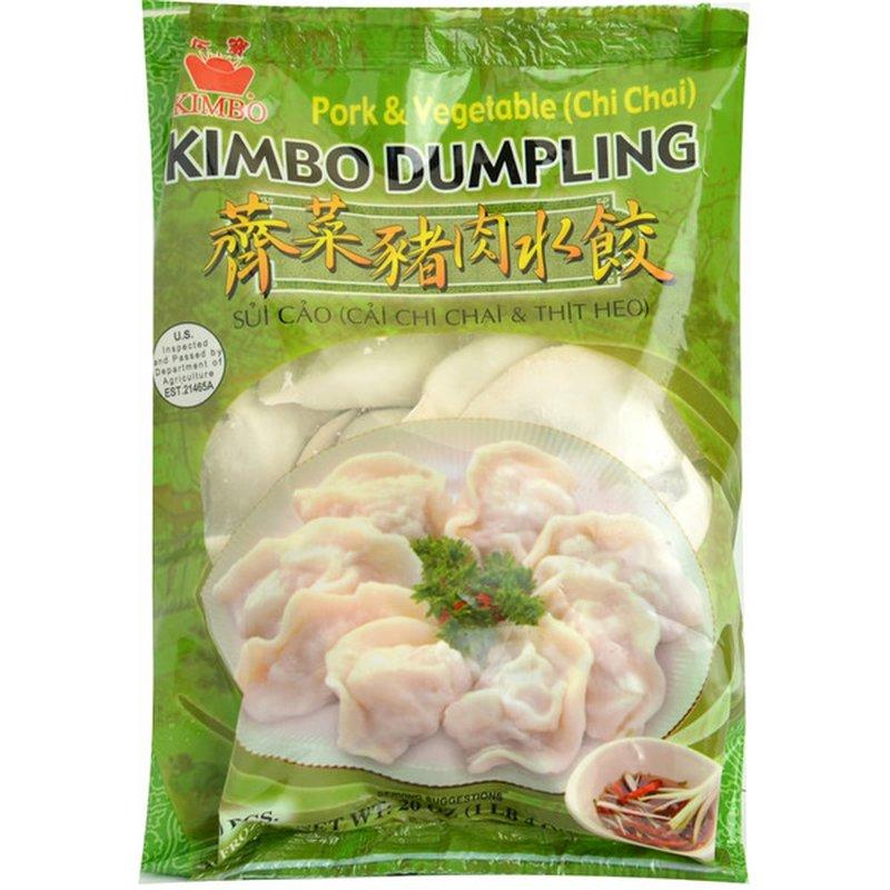 Kimbo Chichai Pork Dumpling