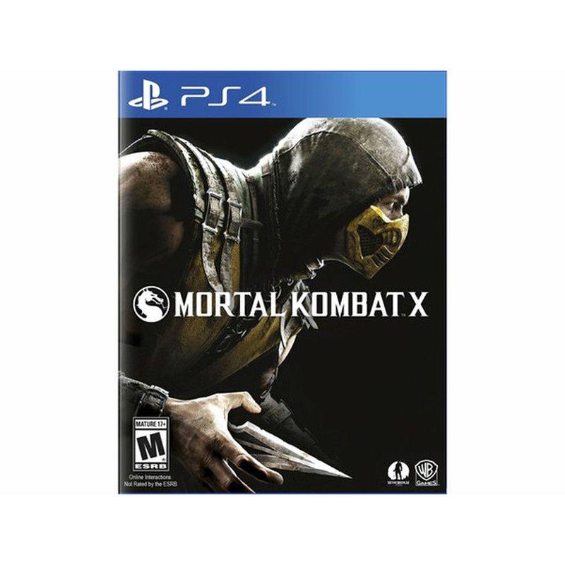 Warner Home Video Games Mortal Kombat X for Playstation 4