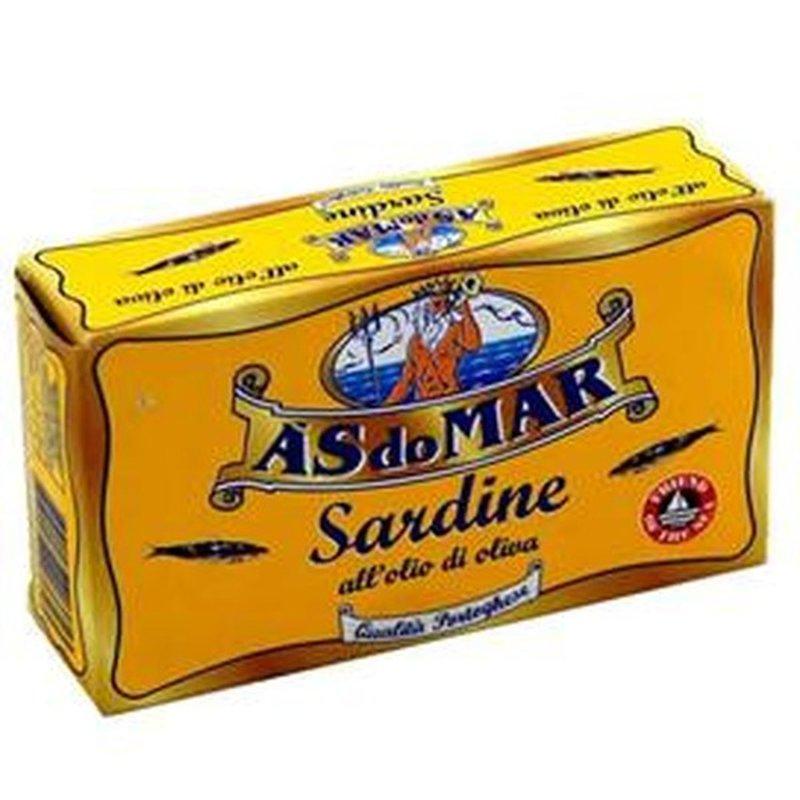As Do Mar Sardine in Olive Oil