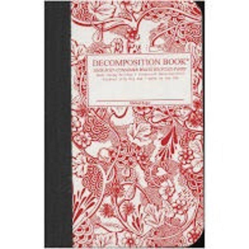 Michael Roger Inc Wild Garden Pocket-Size Decomposition Notebook