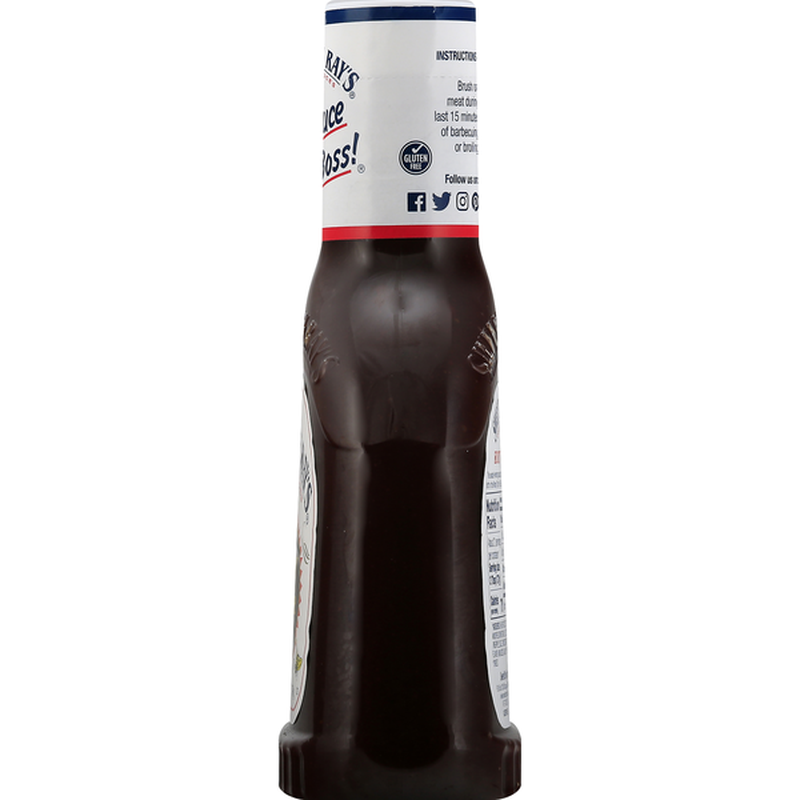 Sweet Baby Ray's Barbecue Sauce, Honey (28 oz) from Publix ...