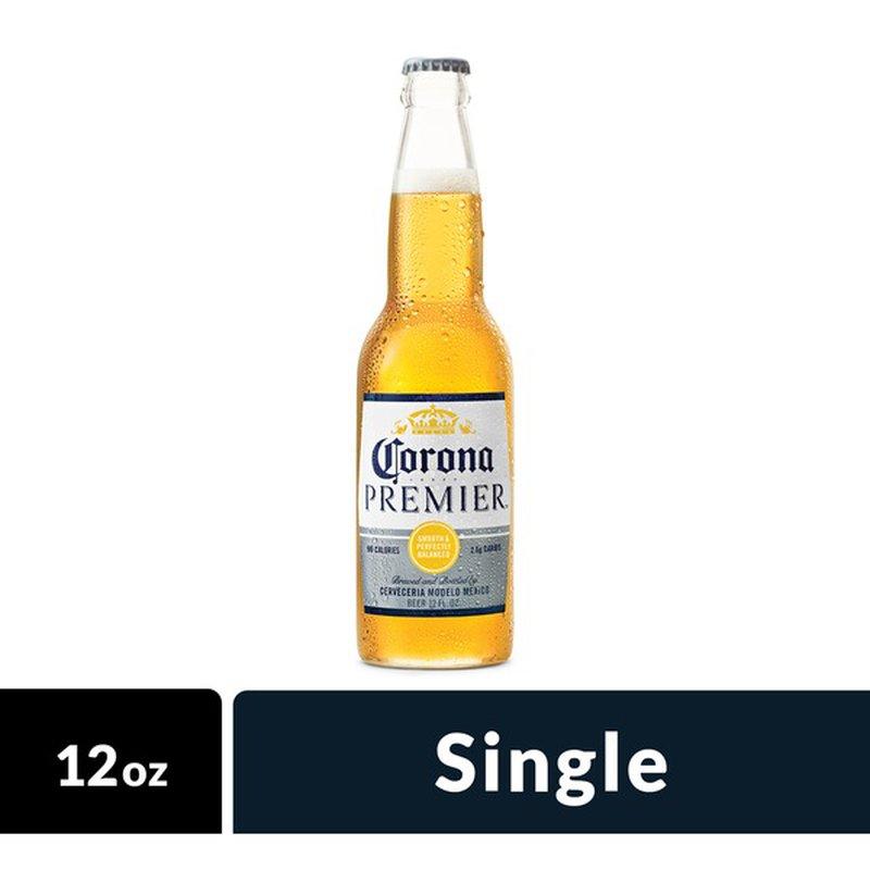 Corona Premier Mexican Lager Light Beer Bottle 12 Oz Instacart