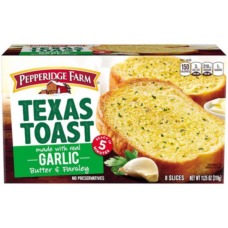 Pepperidge Farm Texas Toast, Garlic