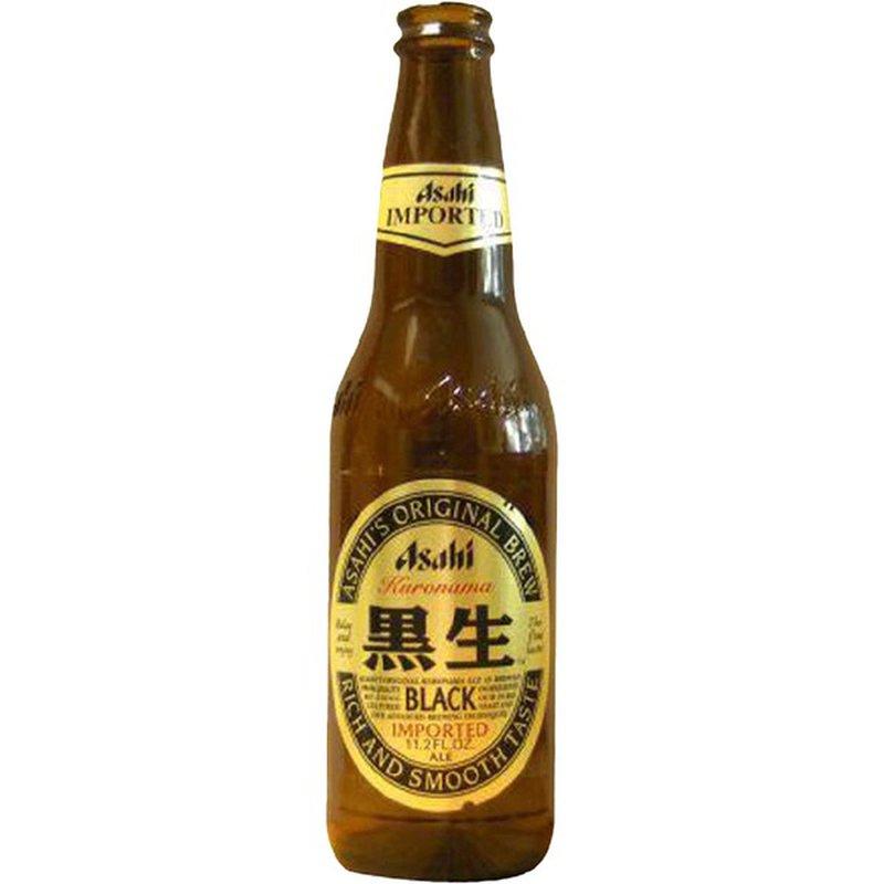 Asahi Kuronama Beer