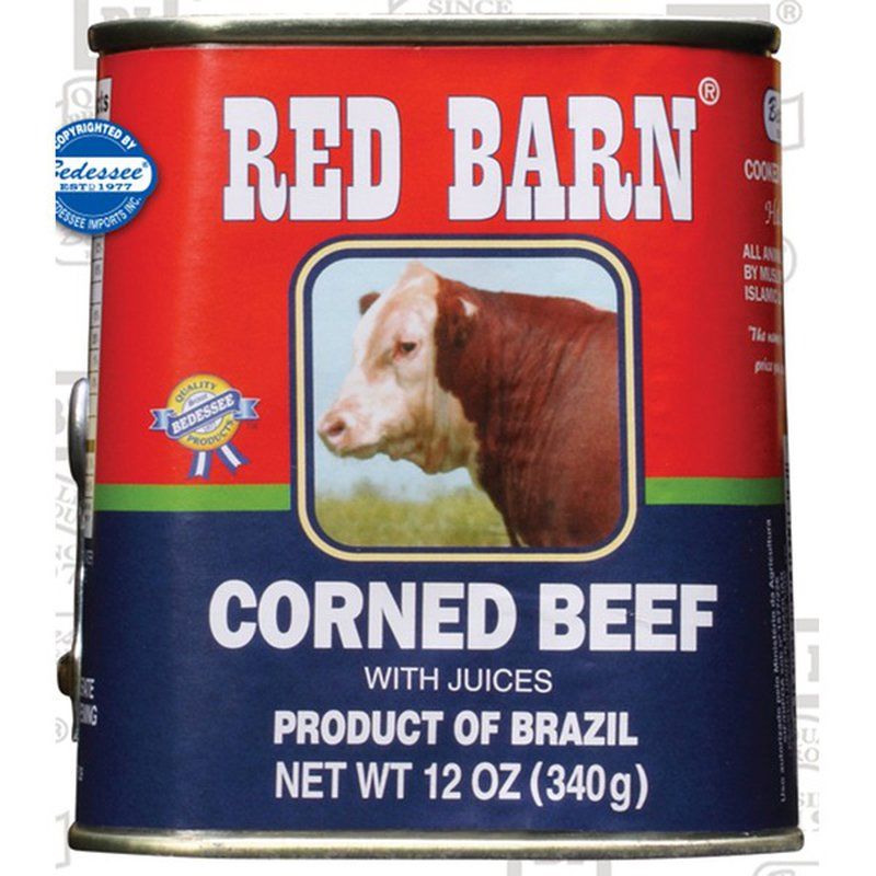 Red Barn Corned Beef