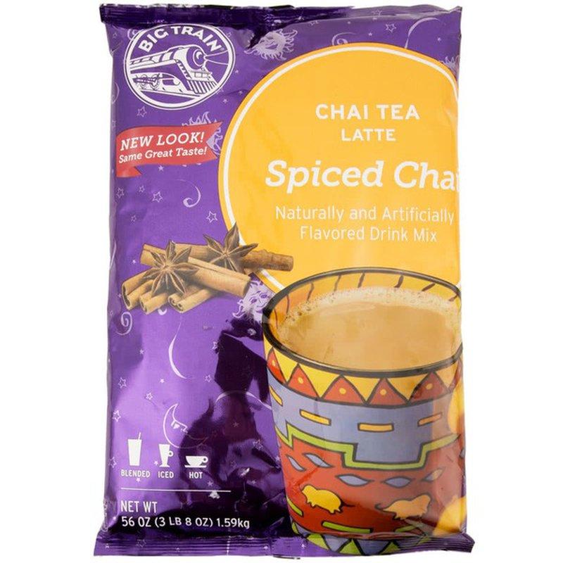 Big Train Spiced Chai Tea Mix
