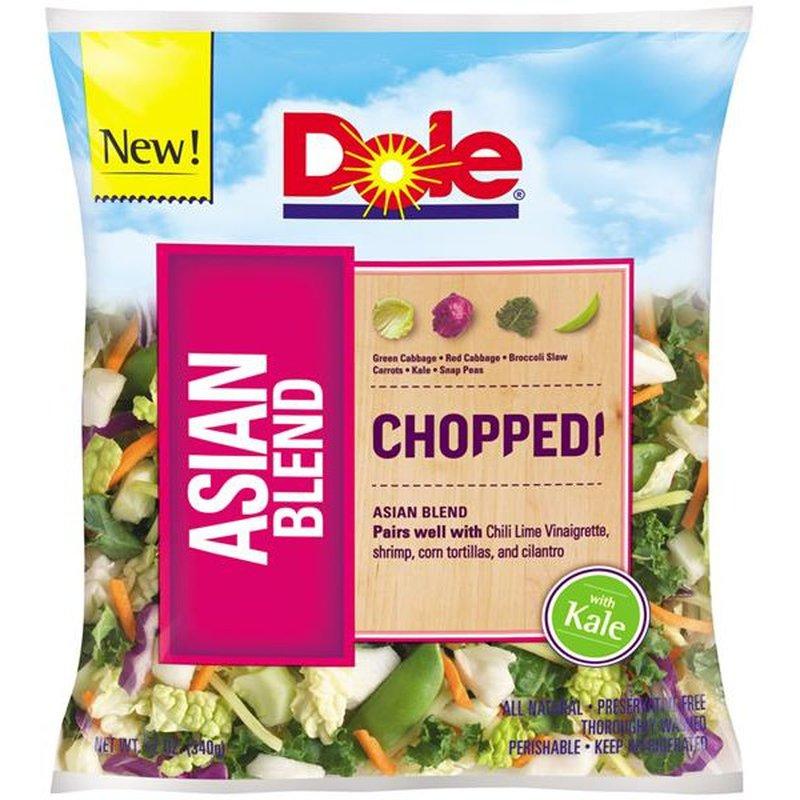 Dole Sesame Asian Chopped Salad Kit