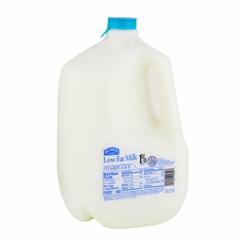 Hill Country Fare 1% Low Fat Milk