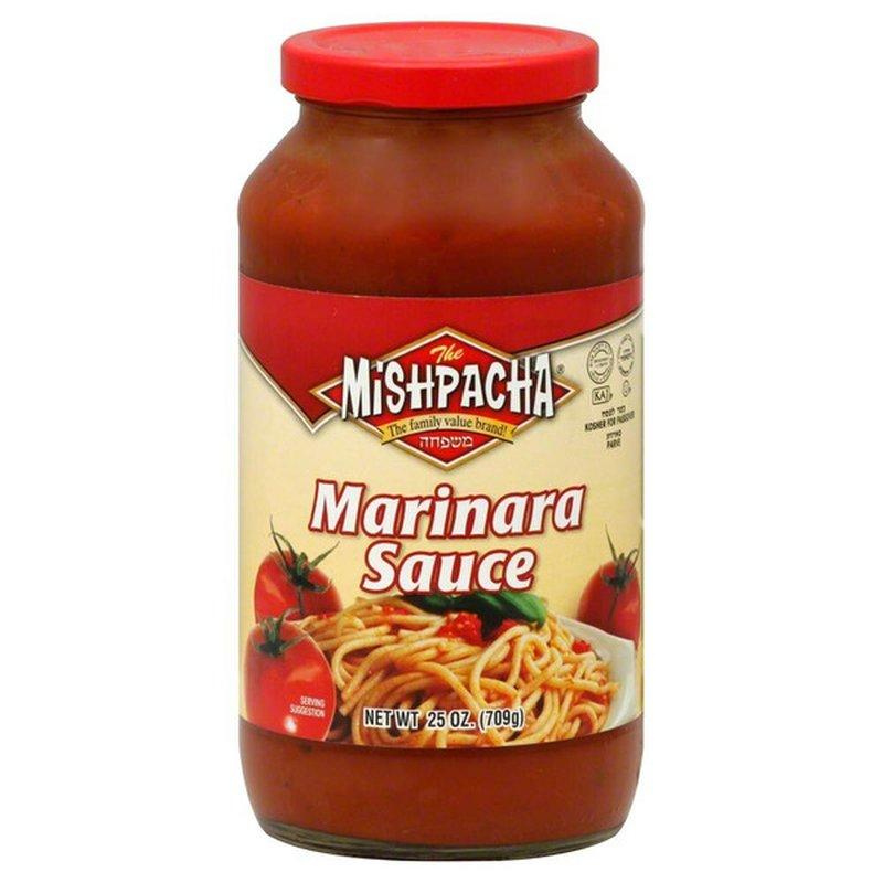 Manischewitz Marinara Sauce