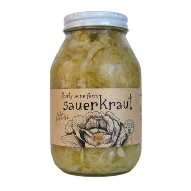 Thirty Acre Farm Sauerkraut